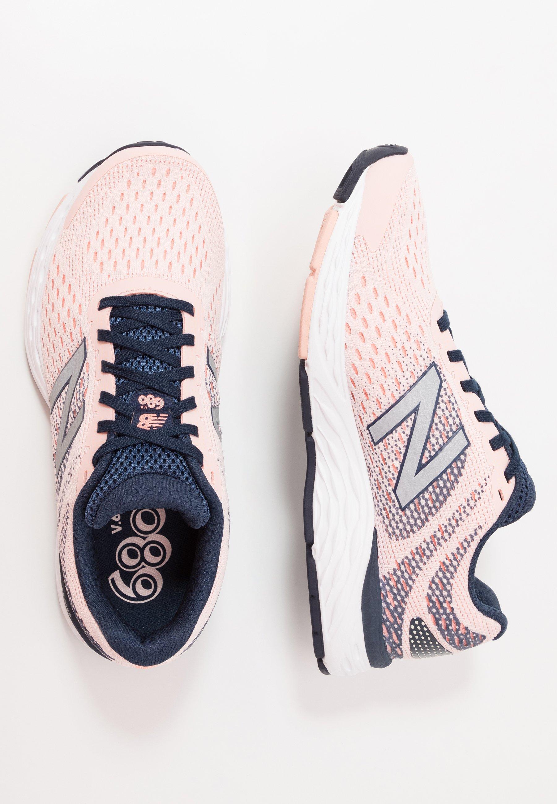 New Balance 680 V6 - Chaussures de running neutres - pink/rose ...