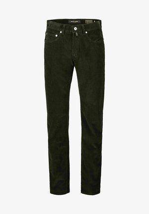 LYON VOYAGE - Trousers - grün