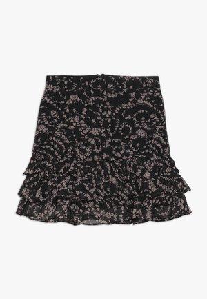 POSY RARA - A-line skirt - black