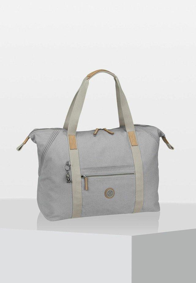 ART EDGELAND - Weekend bag - grey