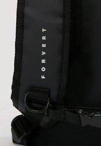 Forvert - TARP LORENZ - Sac à dos - black - 6