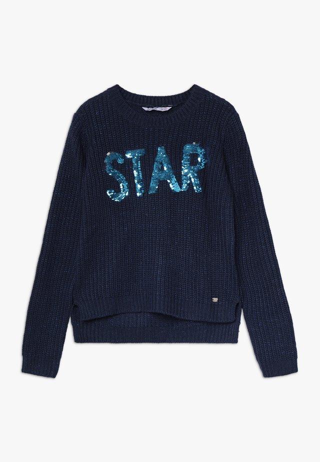 FARAH - Svetr - azul