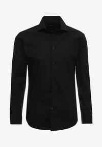 SLHSLIMBROOKLYN - Formal shirt - black