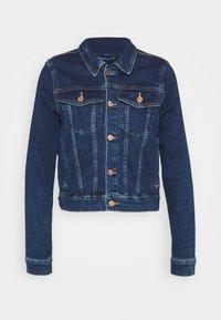 Guess - DELYA TRUCKER - Denim jacket - so chic - 4