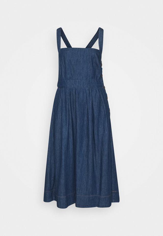Vestito di jeans - medium wash