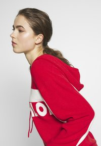 See by Chloé - Hoodie - white/red - 4