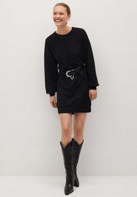 Mango - SILVA - Day dress - noir - 1