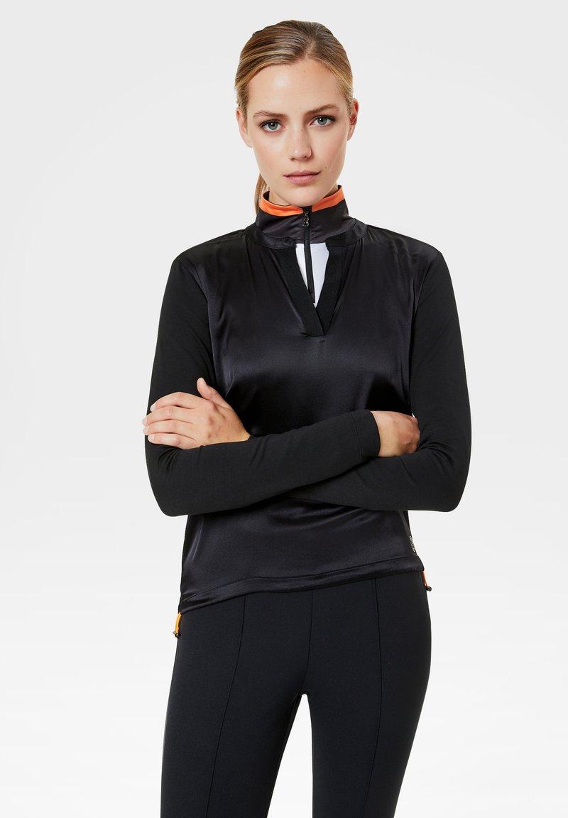 Bogner - LAURA - Long sleeved top - schwarz