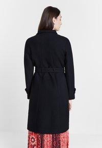 Desigual - DESIGNED BY M. CHRISTIAN LACROIX - Cappotto corto - black - 2