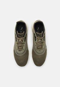 Puma - JARO - Zapatillas de entrenamiento - burnt olive/black/whisper white - 3
