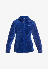 Roxy - IGLOO - Fleece jacket - mazarine blue - 0