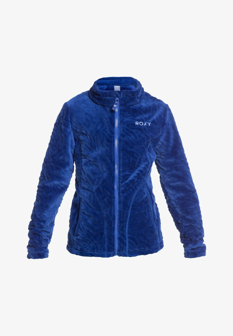 Roxy - IGLOO - Fleece jacket - mazarine blue