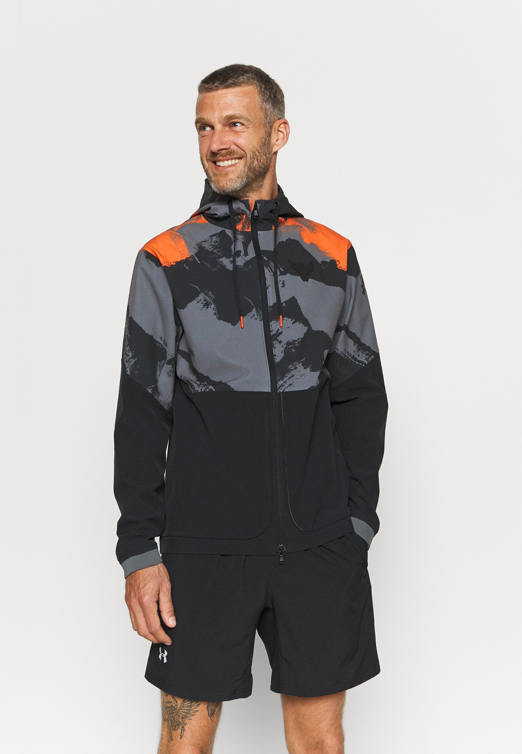 Men ROCK LEGACY - Training jacket