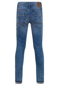 WE Fashion - Jeans Skinny Fit - navy blue - 1