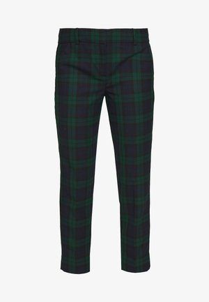CAMERON IN BLACKWATCH - Trousers - navy multi