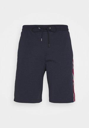 LOGO TAPE - Shorts - midnight