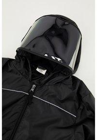 DeFacto - Waterproof jacket - black - 2