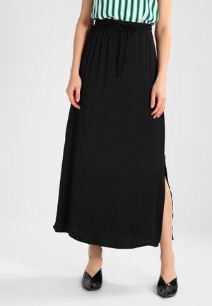 VICAVA  - Maxi skirt - black