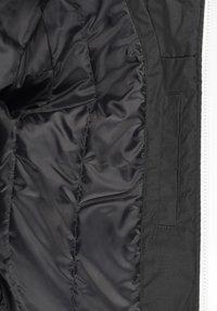 Solid - TILLY - Light jacket - dark grey - 10