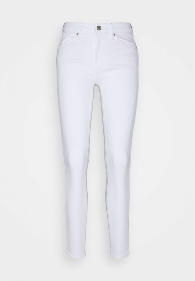Skinny džíny - optic white