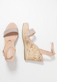New Look - PACIFIC - Korolliset sandaalit - oatmeal - 3