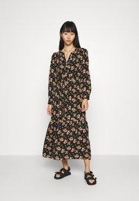 Molly Bracken - LADIES DRESS - Maxi dress - black - 1