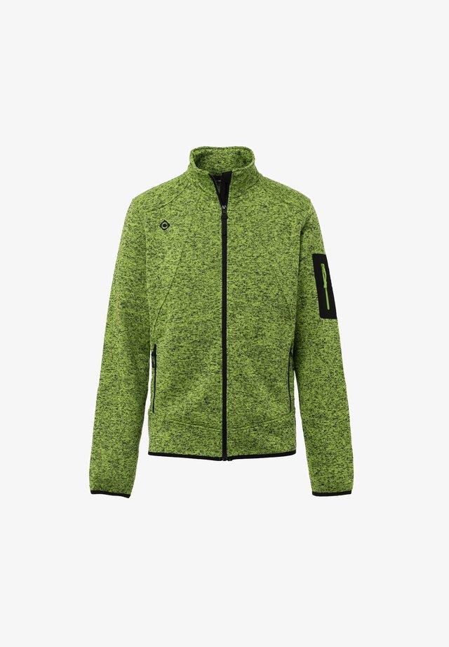 Forro polar - light green