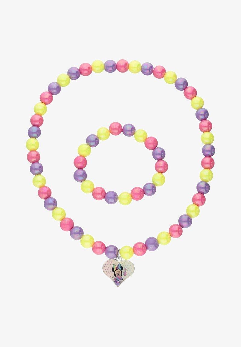 Six - Necklace - mehrfarbig