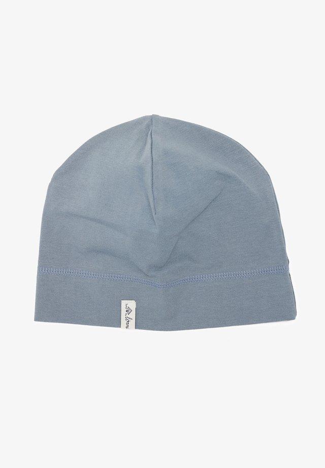 LEO - Beanie - blue
