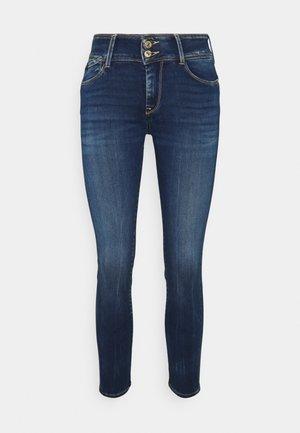 ULTRPULC - Jeans Skinny Fit - blue