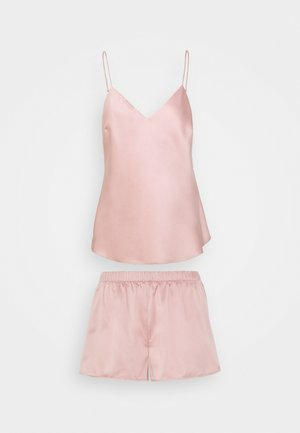 SIMPLE  SHORT SET - Pyjama - pink