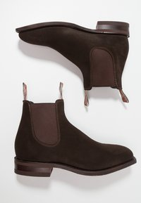 R. M. WILLIAMS - COMFORT CRAFTSMAN SQUARE G FIT - Classic ankle boots - chocolate - 1