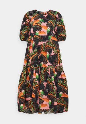 TUCANI MIDI DRESS - Day dress - multi