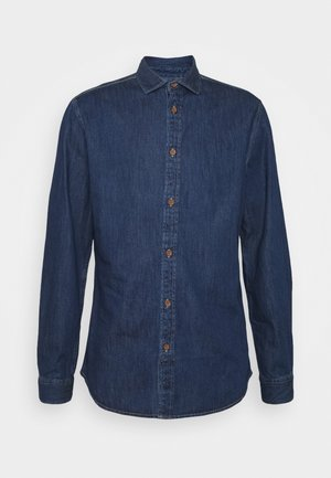 DARK VINTAGE - Shirt - navy