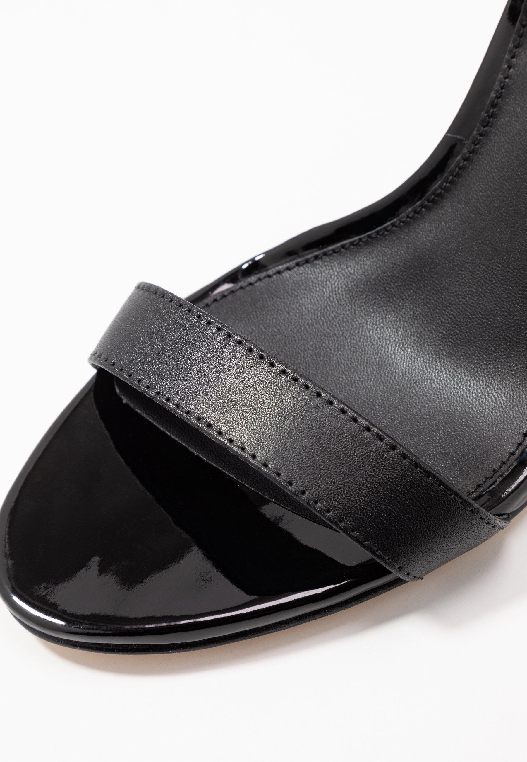 MICHAEL Michael Kors AVA MID  - Sandaler - black/brown