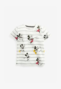 Next - MICKEY MOUSE - Print T-shirt - multi-coloured - 0