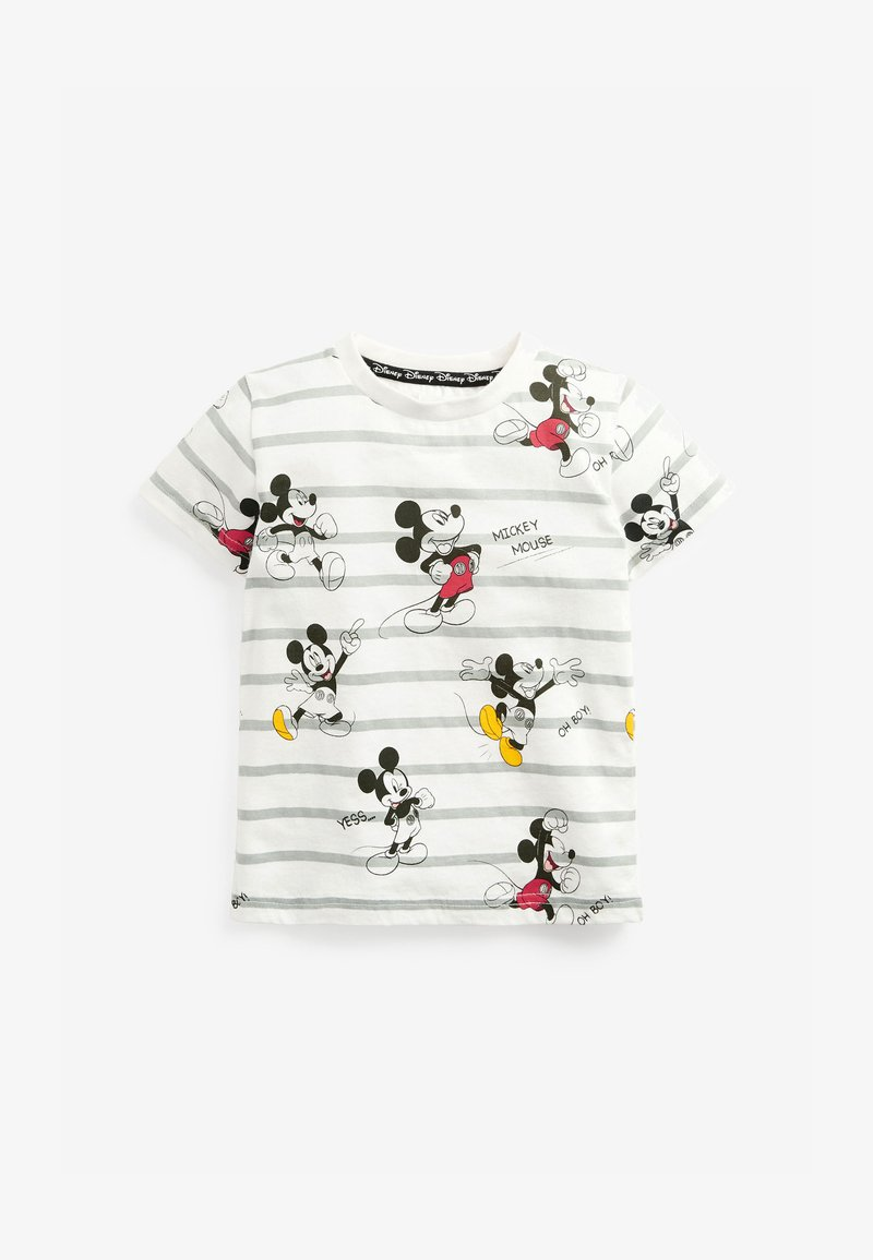 Next - MICKEY MOUSE - Print T-shirt - multi-coloured