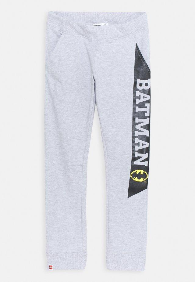 Spodnie treningowe - grey melange