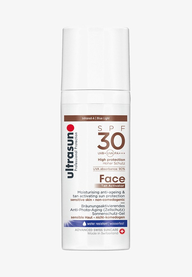 FACE TAN ACTIVATOR SPF30 - Protection solaire - -