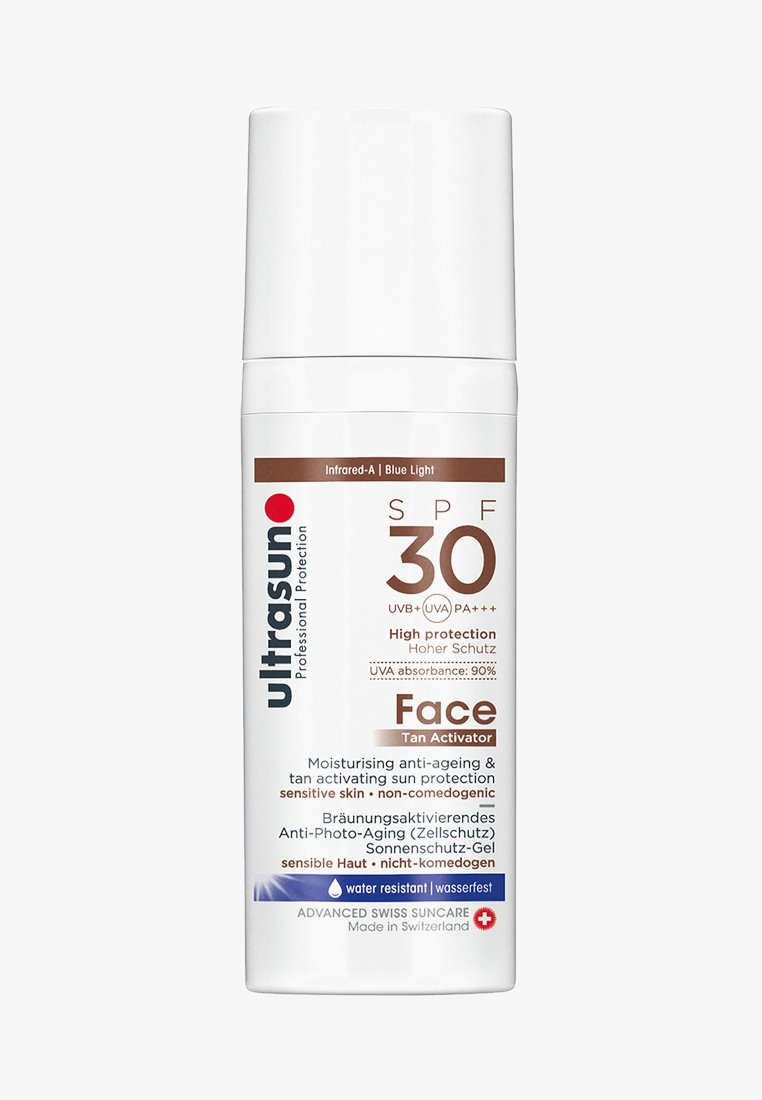 Ultrasun - FACE TAN ACTIVATOR SPF30 - Sun protection - -