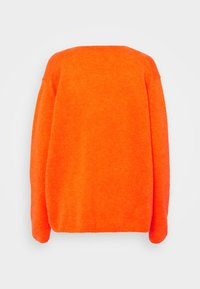 CLOSED - WOMEN´S - Jumper - strong coral - 1