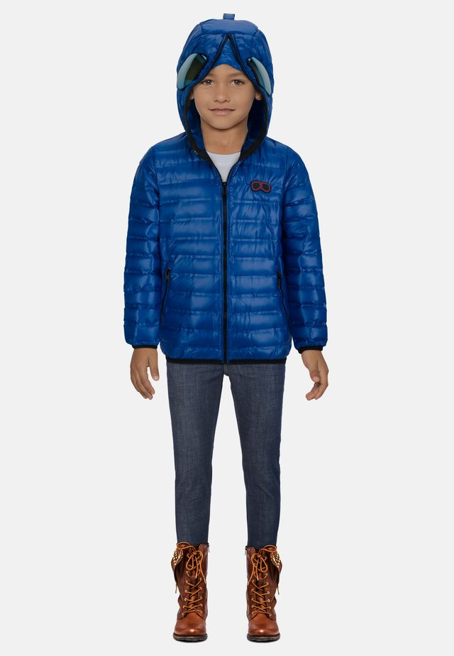 ADVENTURE - Down jacket - blue