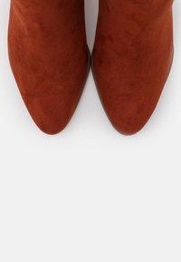 Tamaris - BOOTS - Boots - cinnamon - 5