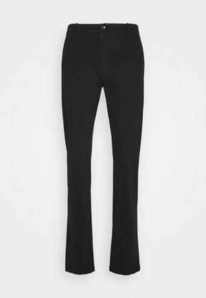 STEEN - Kalhoty - black