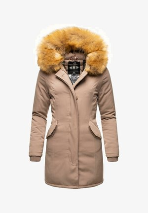 KARMAA - Winter coat - taupe