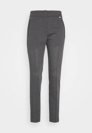 HETIKA - Trousers - black