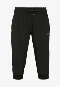 CMP - WOMAN PANT 3/4 - 3/4 sports trousers - nero - 4