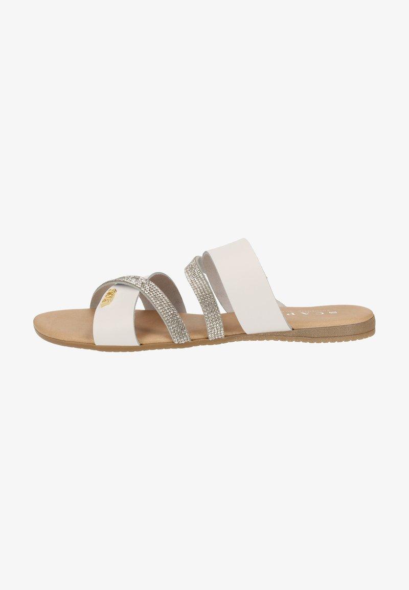 Scapa - Pantofole - white