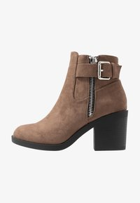 Even&Odd Wide Fit - Ankle boot - taupe - 1