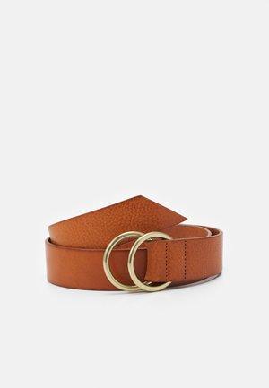 BELT  - Belt - cinnamon